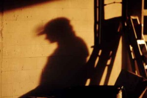 Shadows at Churchhill Downs